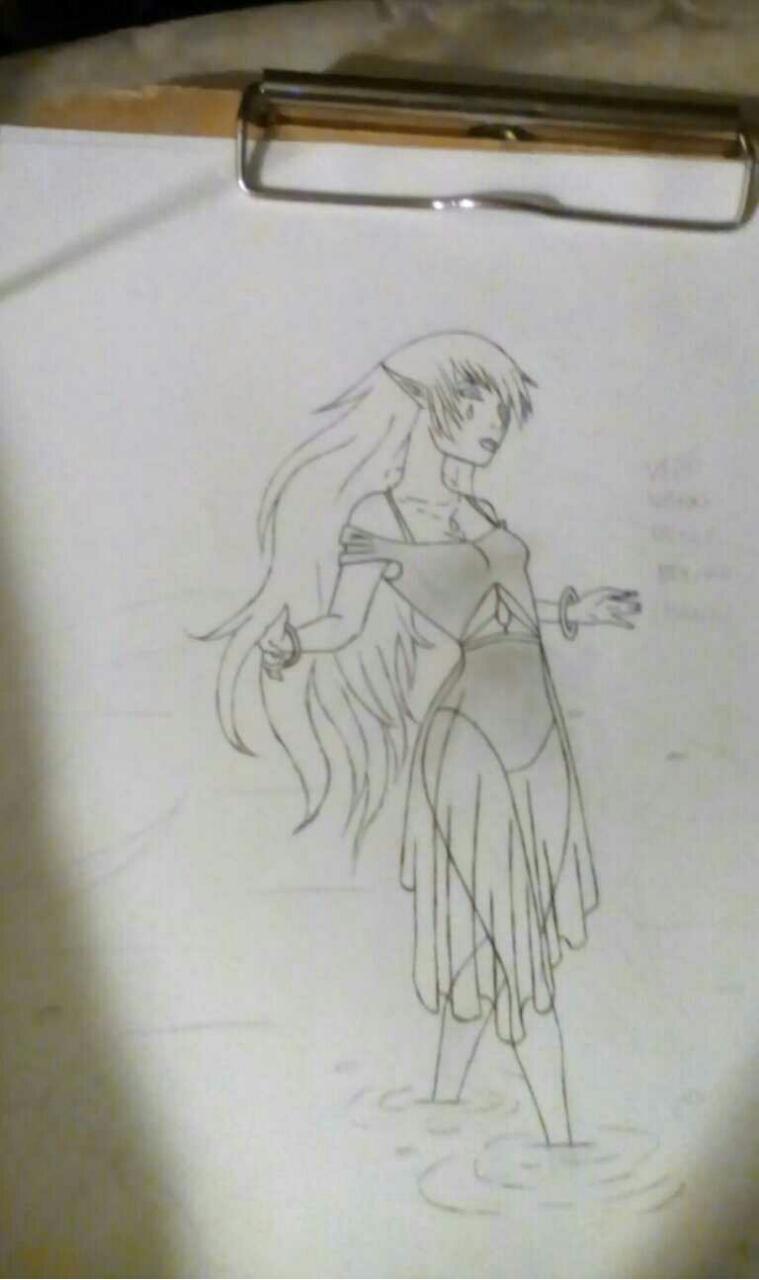 SketchWater